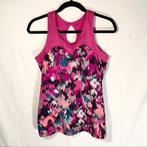 Tek Gear Pink Athletic Tank Size M